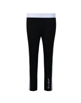Karl Lagerfeld Girls Logo Leggings