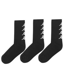 Kappa 3 Pack Authentic Amal Socks