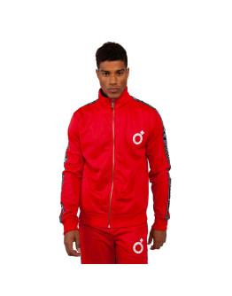Blood Brother Zip Track Jacket