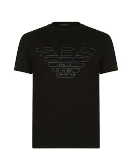 EMPORIO ARMANI UNDERWEAR Chest Eagle T Shirt