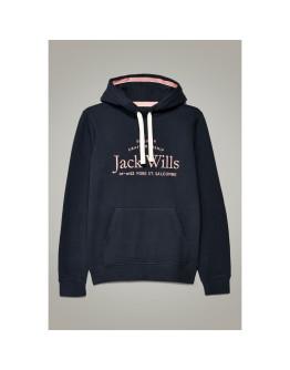 Jack Wills Hunston Embroidered OTH Hoodie