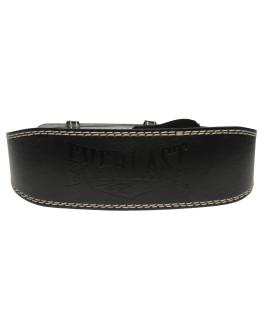 Everlast Leather Weight Lifting Belt
